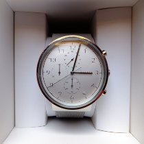 Skagen Steel 39mm Quartz 251701 new