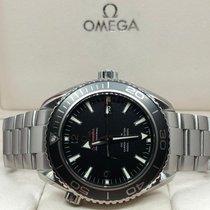 Omega Seamaster Planet Ocean Steel 45.5mm Black Arabic numerals UAE, Abu Dhabi