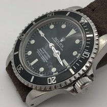 Rolex 5512 Steel Submariner (No Date) 40mm