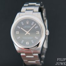 Rolex Oyster Perpetual 31 Acier 31mm Noir