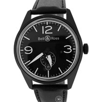 Bell & Ross Steel 41mm Automatic BR123-95-SC pre-owned Australia, Chadstone Victoria