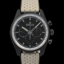Zenith El Primero Chronomaster Ceramic 42mm Grey United States of America, California, San Mateo