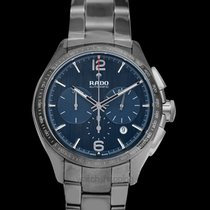 Rado HyperChrome Chronograph 45.0mm Blue United States of America, California, San Mateo