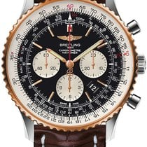 Breitling Navitimer 01 (46 MM) Steel 46mm Black United States of America, New York, Airmont