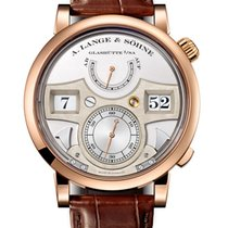 A. Lange & Söhne Zeitwerk Rose gold 44.2mm Silver United States of America, New York, New York