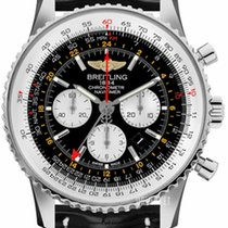 Breitling Navitimer GMT Steel United States of America, Iowa, Des Moines