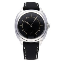 Laurent Ferrier Steel Automatic Black No numerals 41mm pre-owned