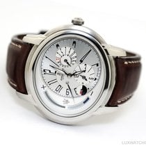 Audemars Piguet Millenary Stal 42mm Srebrny Arabskie