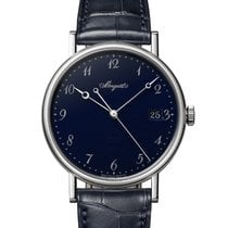Breguet Classique White gold 38mm Blue Arabic numerals United States of America, New York, NEW YORK