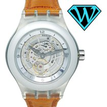 Swatch Plastic 42mm Manual winding SVAK1001 pre-owned