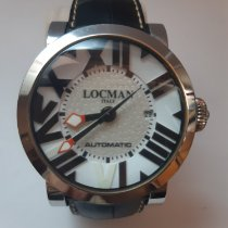Locman Automatic pre-owned Toscano
