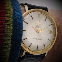 Omega Constellation Very good Steel 35mm Automatic