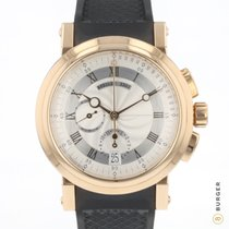 Breguet Rose gold 42mm Automatic 5827 pre-owned
