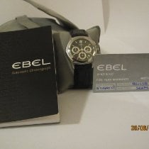 Ebel E9126F41 Steel 2007 Classic 40mm pre-owned