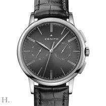 Zenith Elite Chronograph Classic Acier 42mm Noir