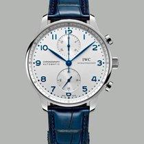 IWC Portuguese Chronograph IW371446 2020 новые
