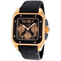 Cartier Santos 100 W2020003 подержанные