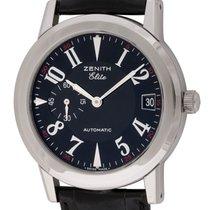 Zenith : Port Royal V Elite :  01/02.0451.680/21 :  Stainless...
