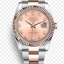 Rolex Datejust 36mm Pink Diamond