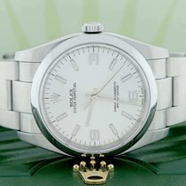 Rolex Oyster Perpetual Original Silver Index/Arabic Dial 36mm...