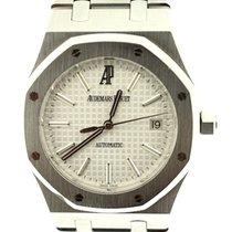 Audemars Piguet Royal Oak 39mm white dial