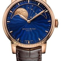Arnold & Son HM Perpetual Moon 18-carat red gold 1GLAR.U01A.C123A