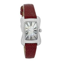 Maurice Lacroix Divina Series Ladies Diamond MOP Watch...