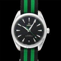 Omega Seamaster Aqua Terra nuevo Automático Reloj con estuche y documentos originales 220.12.41.21.01.002