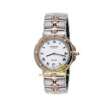 Raymond Weil Parsifal Steel and Yellow Gold Plated White Dial...