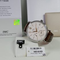 IWC Portofino Hand-Wound pre-owned 45mm Steel