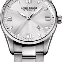 Louis Erard Stål 43mm Automatisk 69101 AA01 ny