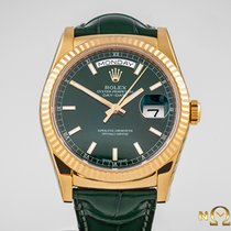 Rolex Day-Date 118138 New Model Box Papers