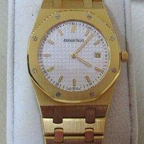 Audemars Piguet Yellow gold Quartz 33mm pre-owned Royal Oak