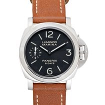 Panerai Manual winding pre-owned Luminor Marina 8 Days