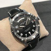 Breitling Navitimer 8 Steel 41mm Black Arabic numerals