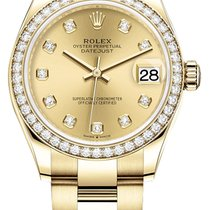 Rolex Datejust Yellow gold 31mm Champagne United States of America, New York, Airmont
