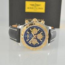 Breitling Chronomat 44 new 44mm Gold/Steel