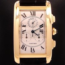 Cartier Tank Américaine 45mm Champagne Roman numerals United States of America, Florida, Boca Raton