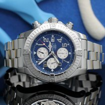 Breitling Super Avenger Steel 48mm Arabic numerals