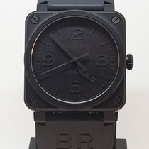 Bell & Ross Steel 42mm Automatic BR03-92 pre-owned