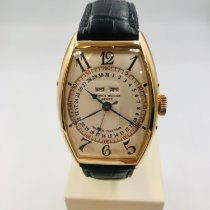 Franck Muller Rose gold 32mm Automatic 5850MC pre-owned