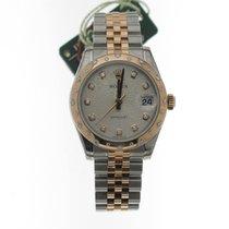 Rolex Datejust 31 nuovo Automatico Orologio con scatola e documenti originali 178341