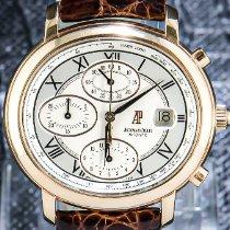 Audemars Piguet Millenary Chronograph Oro rosa 41mm Plata Romanos