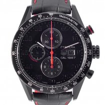 TAG Heuer Carrera Calibre 1887 Titanium 43mm Black Arabic numerals UAE, Dubai