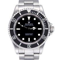 Rolex Submariner (No Date) Steel 40mm Black No numerals United Kingdom, Manchester