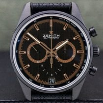 Zenith El Primero Chronomaster Ceramic 42mm Arabic numerals United States of America, Massachusetts, Boston
