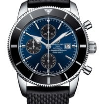 Breitling Superocean Héritage II Chronographe A13312121C1S1 2019 new