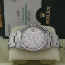 Rolex Datejust Zeljezo 36mm Crn