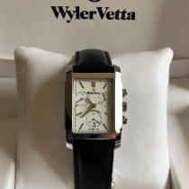Wyler Vetta Acero 30mm Cuarzo usados