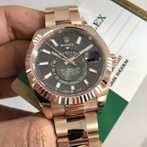 Rolex Sky-Dweller Or rose 42mm Brun Romain France, Marseille